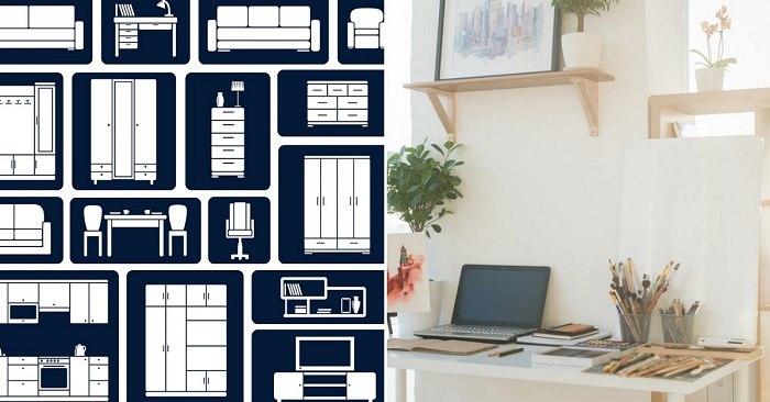 Интересные идеи хранения вещей для дач и маленьких квартир