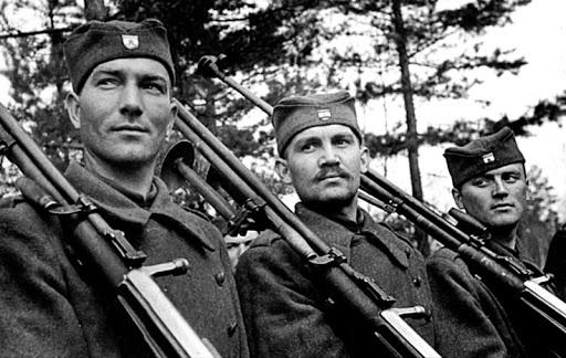 Как воевали югославские солдаты в Красной Армии