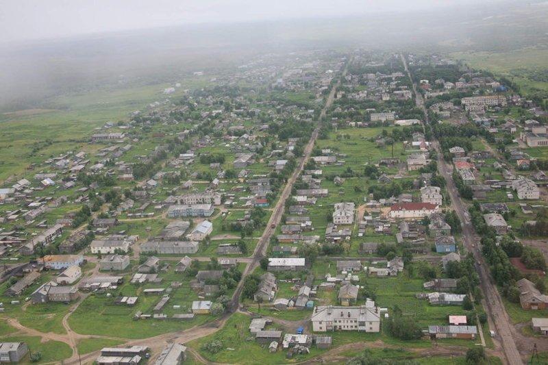 1. Мезень - 3287 человек вымирающие города, города с маленьким населением, интересно, население, умирающие города, факты