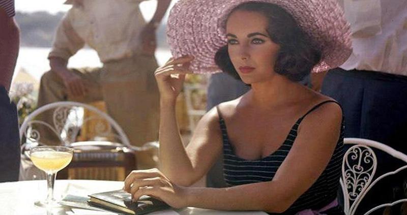 Прекрасная Элизабет Тейлор в самом расцвете: редкие фото со съемок фильма 1959 года