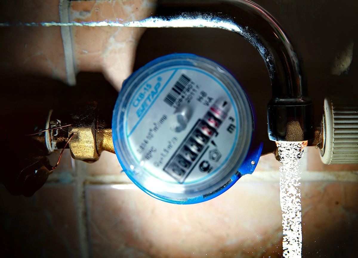 Жителю Екатеринбурга пришла квитанция за воду на несколько миллионов рублей