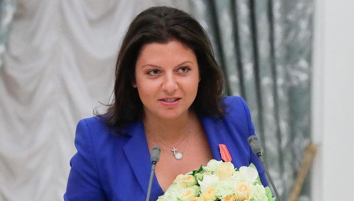 Симоньян дала совет чиновникам перед прямой линией с Путиным
