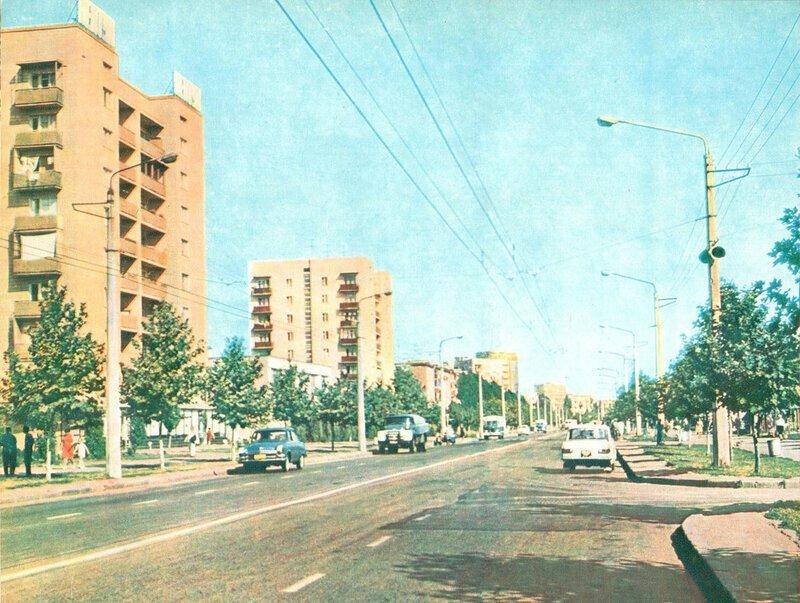 Советское прошлое в фотографиях СССР