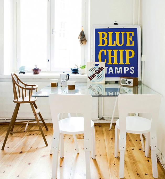 Кухня в цветах: белый, коричневый, бежевый. Кухня в стилях: скандинавский стиль.