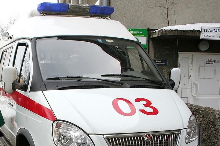 На Кутузовском проспекте столкнулись сразу пять машин