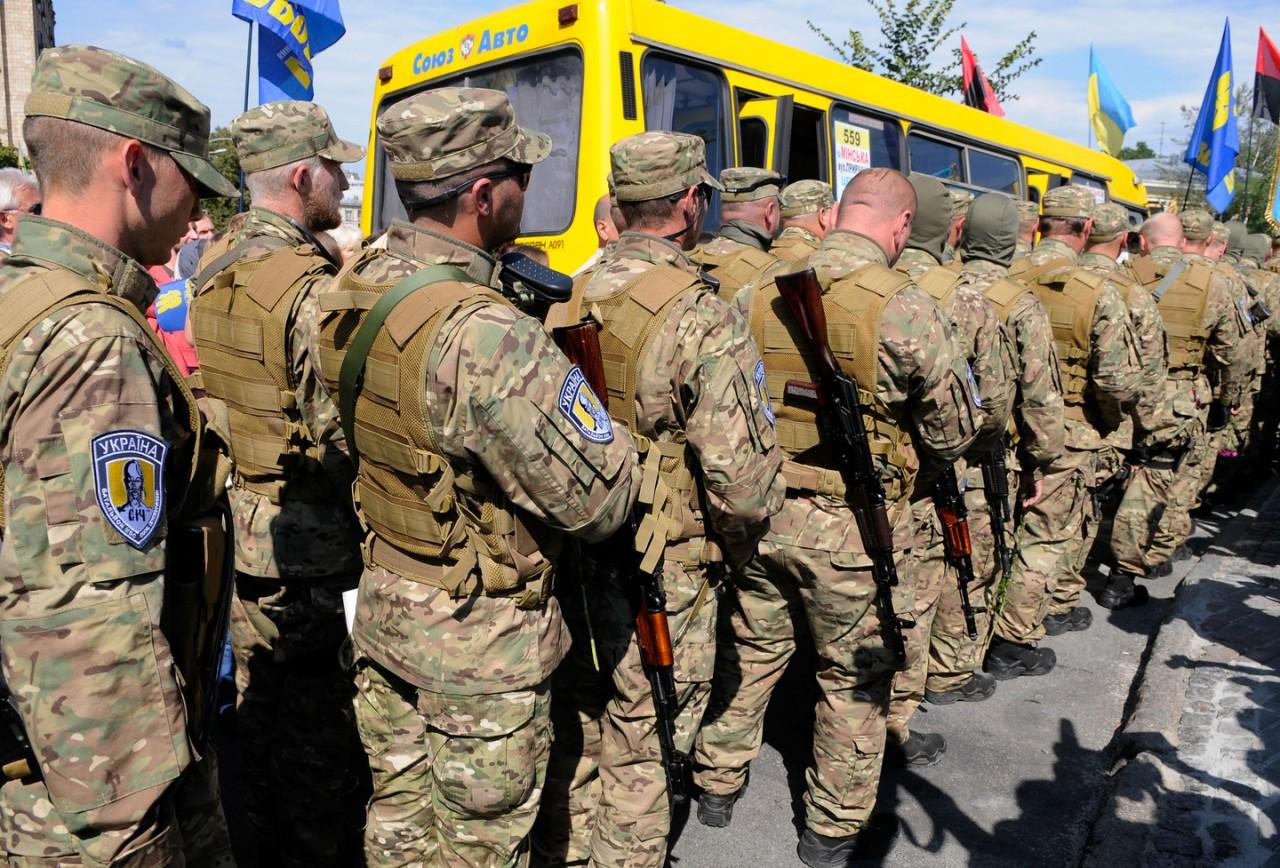 В Киеве раскрыли статистику самоубийств среди бойцов АТО