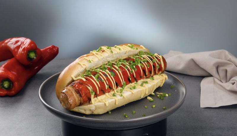 Самый оригинальный и вкусный хотдог, который вы просто обязаны попробовать