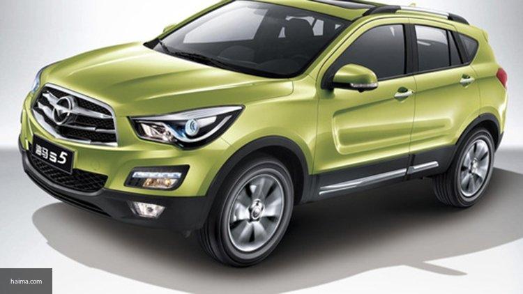 Китайская копия Hyundai Santa Fe скоро появится в продаже
