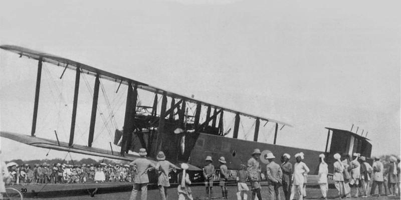 Супербомбардировщик V/1500:  как единственный боевой вылет положил конец войне