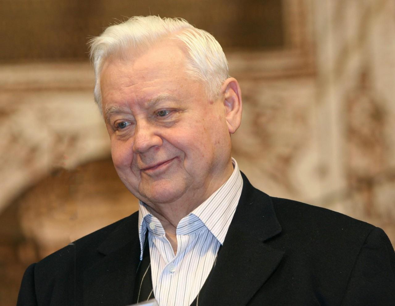 Стали известны подробности о последних часах жизни Олега Табакова