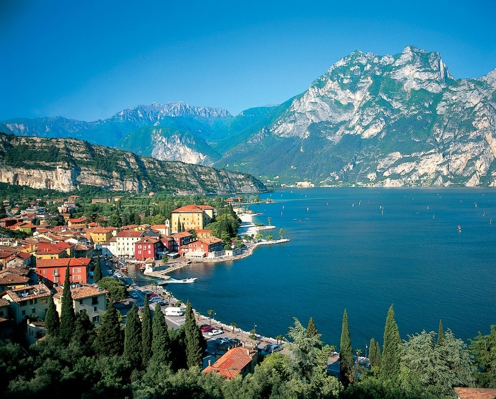 Гарда – самое большое озеро в Италии