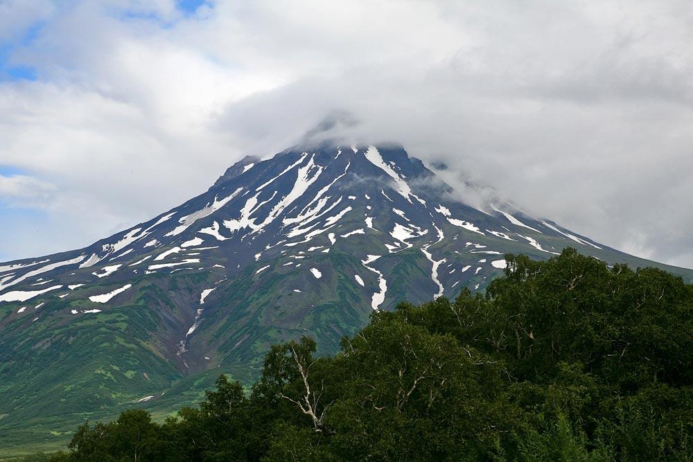 Фотографии вилючинского вулкана на камчатке