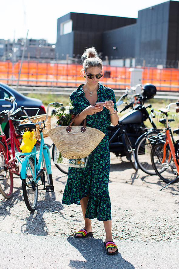 On the Street…Color, Copenhagen