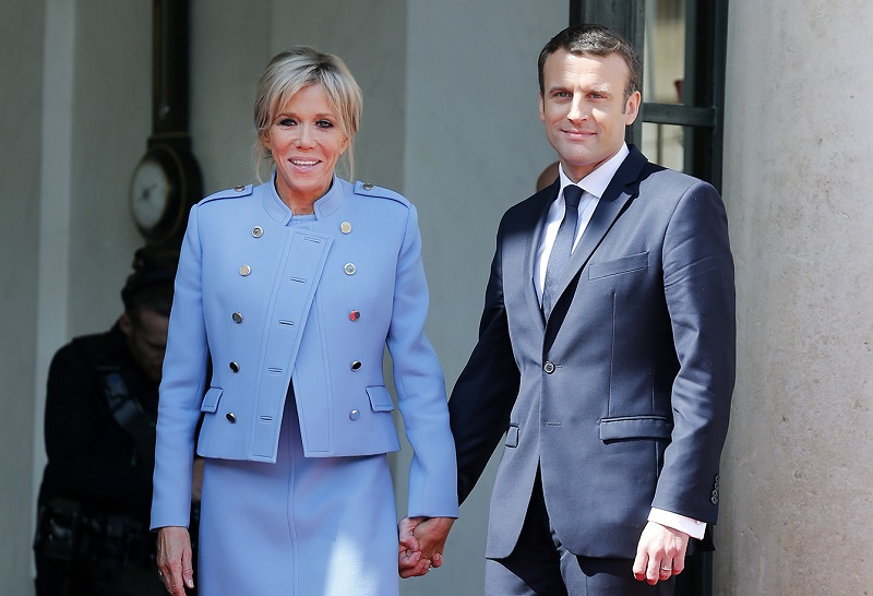 Дочь Брижит Макрон впервые откровенно рассказала об отношениях ее 65-летней матери с президентом Франции