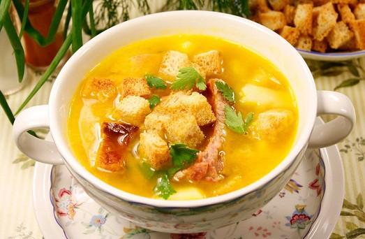 Шикарные рецепты приготовления горохового супа