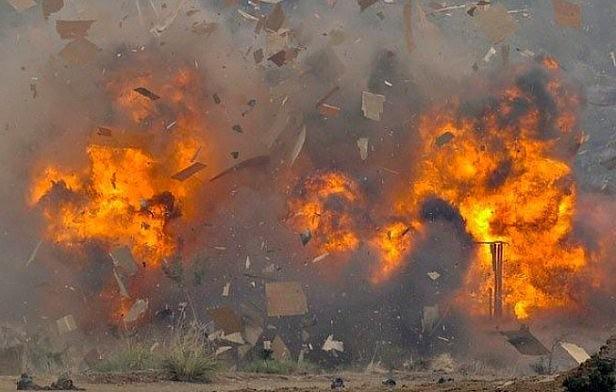 Украинские силовики взлетели…