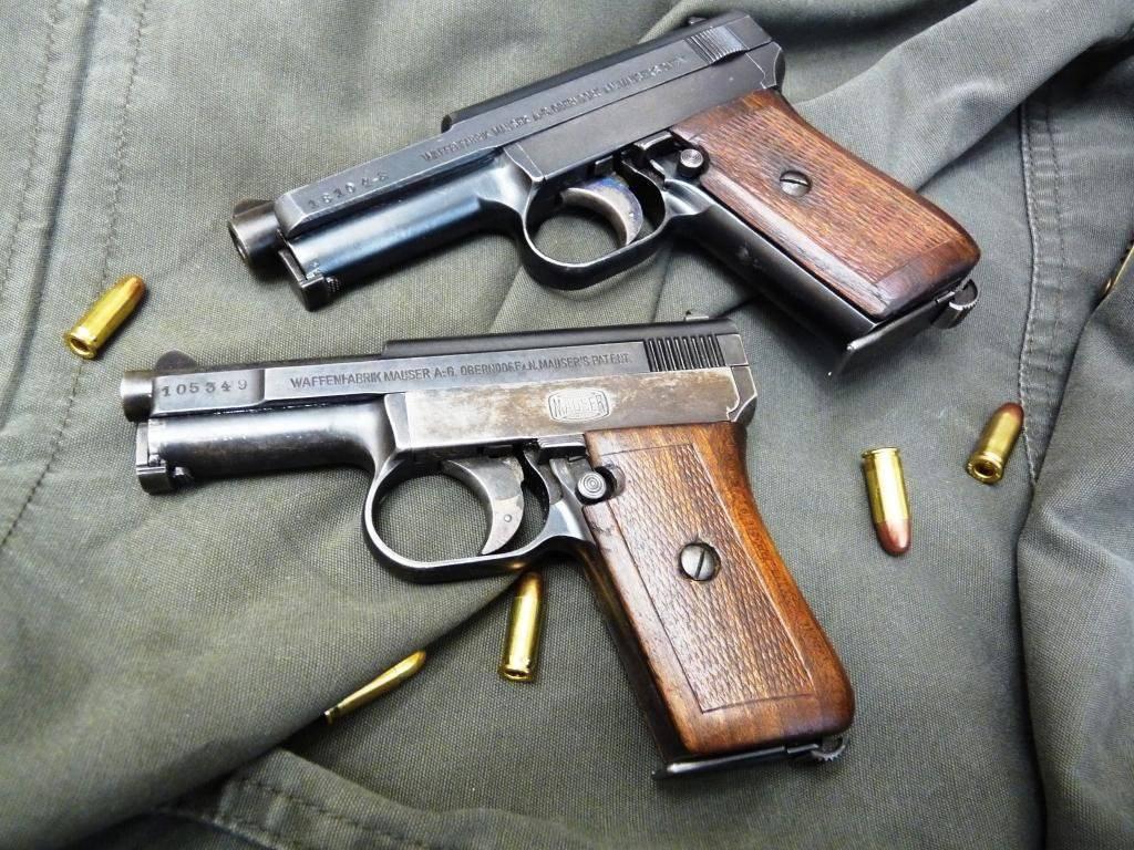 Личное оружие НКВД: пистолеты, которые выдавали только «своим» Культура