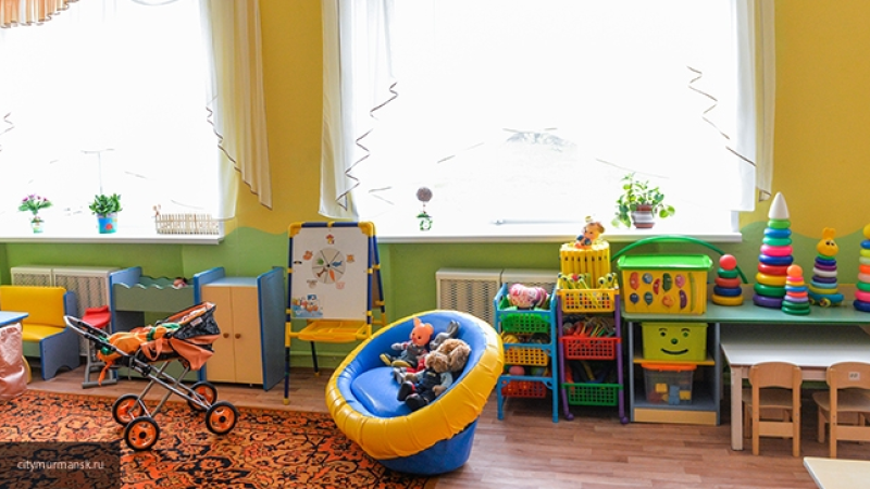 В Мытищах построили новый детский сад на 285 мест