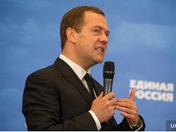 """Медведев назвал Навального """"обормотом и проходимцем"""""""