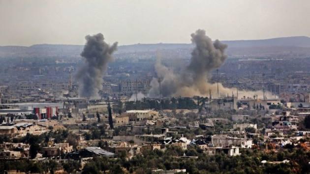 Сможет ли Россия установить мир в Сирии, пока там бушуют военные действия?