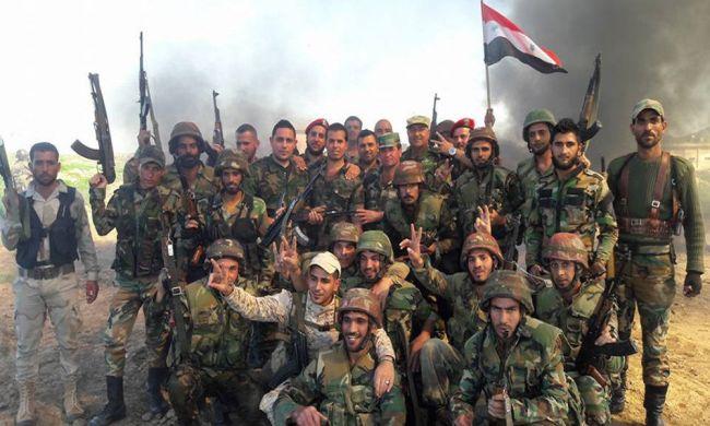 Операция по освобождению Аль-Маядина завершена — Минобороны РФ