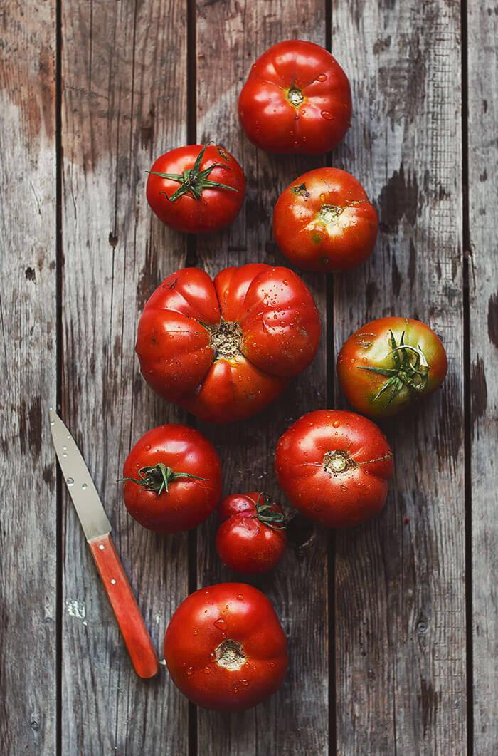 2 главных условия и никаких трещин на помидорах!