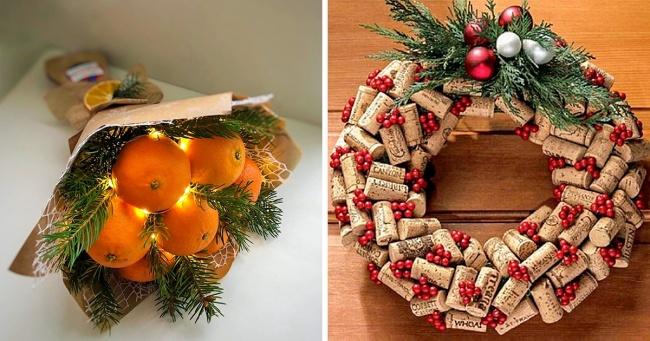 30+ярких примеров новогоднего декора, увидев которые выскажете: -Язнаю, что буду делать ввыходной-