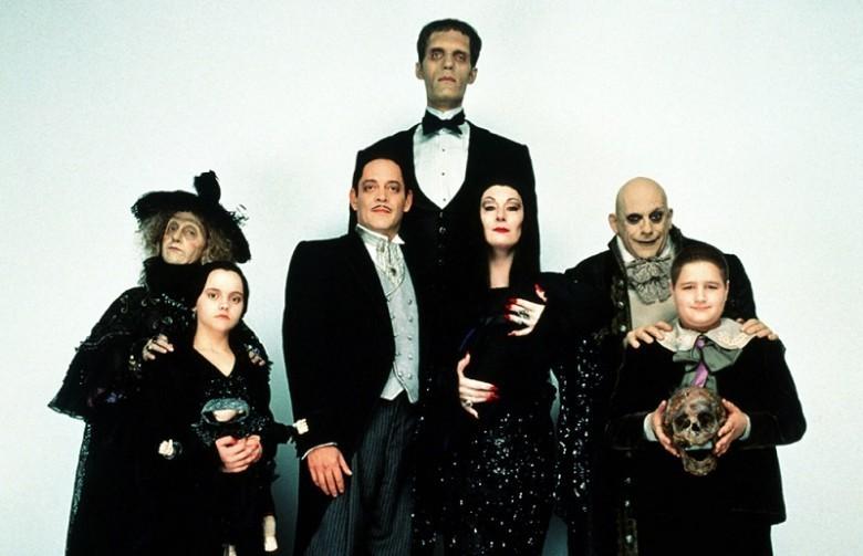 Как изменились актеры фильма «Семейка Аддамс» четверть века спустя