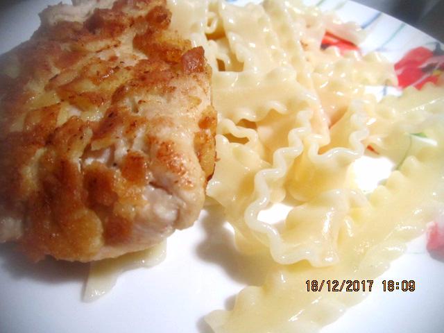 Шницель куриный Простое блюдо
