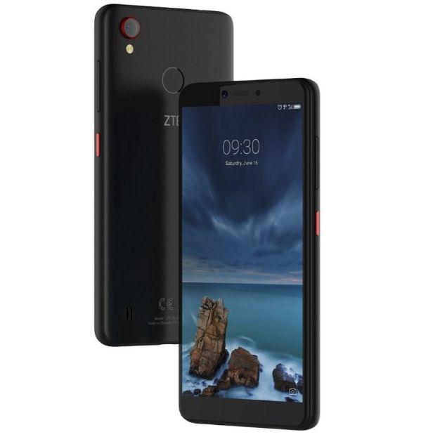 ZTE Blade A7 Vita – компактный смартфон со свежей прошивкой