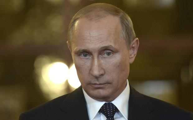 """""""Путин невыносим"""". Статья во французской газете"""