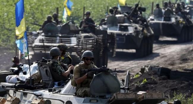 Украинцы призывают власть от…