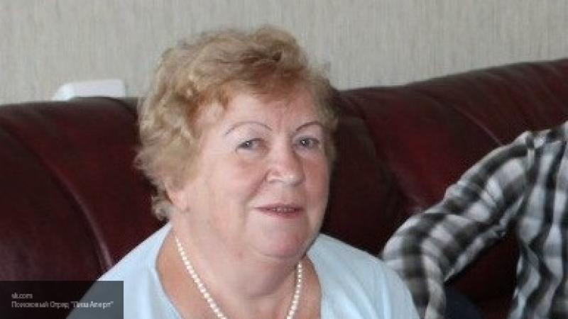 В лесу под Оленегорском потерялась старушка