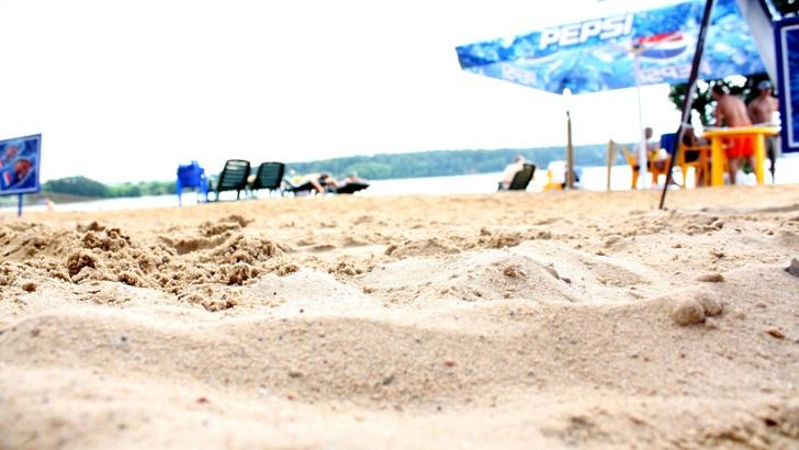 Сцена на пляже: это ж надо было так опростоволоситься )) истории из жизни