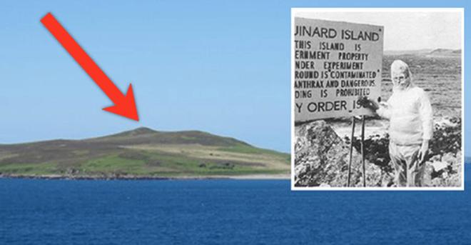 Этот остров 75 лет был под карантином! Люди, которые ступали на этот остров, уже считались мертвецами…