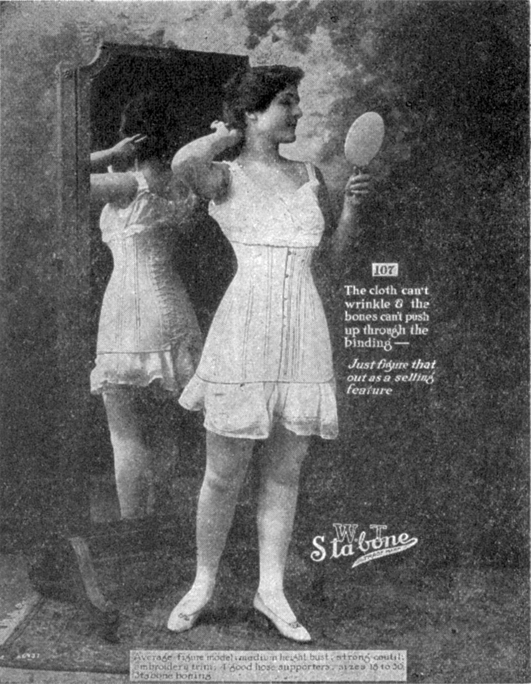 Как бюстгальтеры изменили детство белье,дети,история