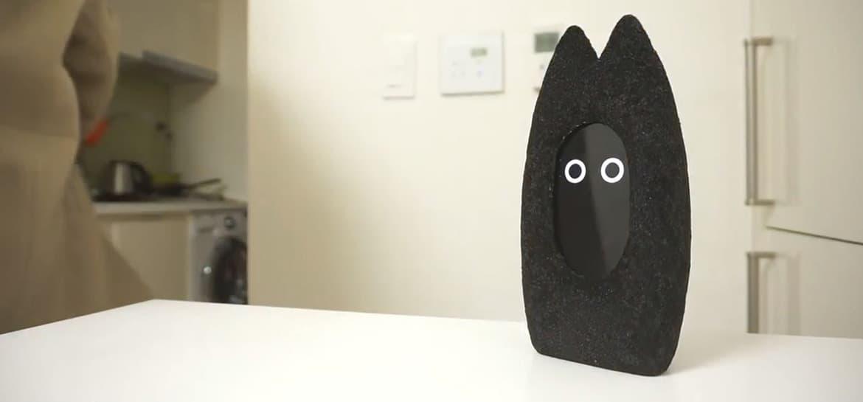 Социальный робот Fribo призванный сблизить одиноких людей