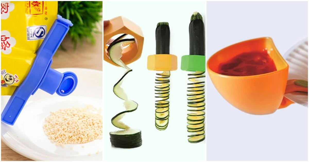 Полезные штучки для кухни — с ними точно будет проще