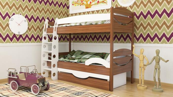 Ассортимент многоярусных кроватей настолько широк, что можно подобрать модель, которая будет полностью соответствовать любым требованиям.