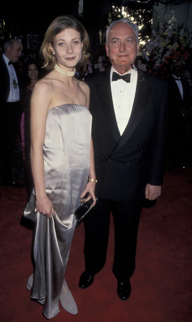 Первые церемонии премии «Оскар» знаменитостей