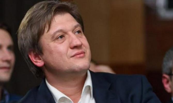 Украинский министр попал в реестр должников по штрафам за нарушение ПДД
