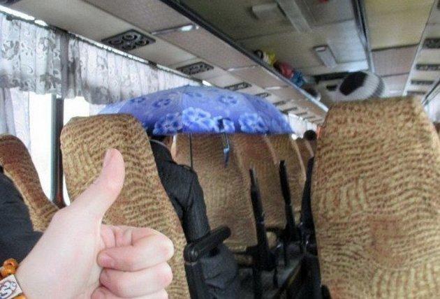 Совсем нескучные поездки в общественном транспорте