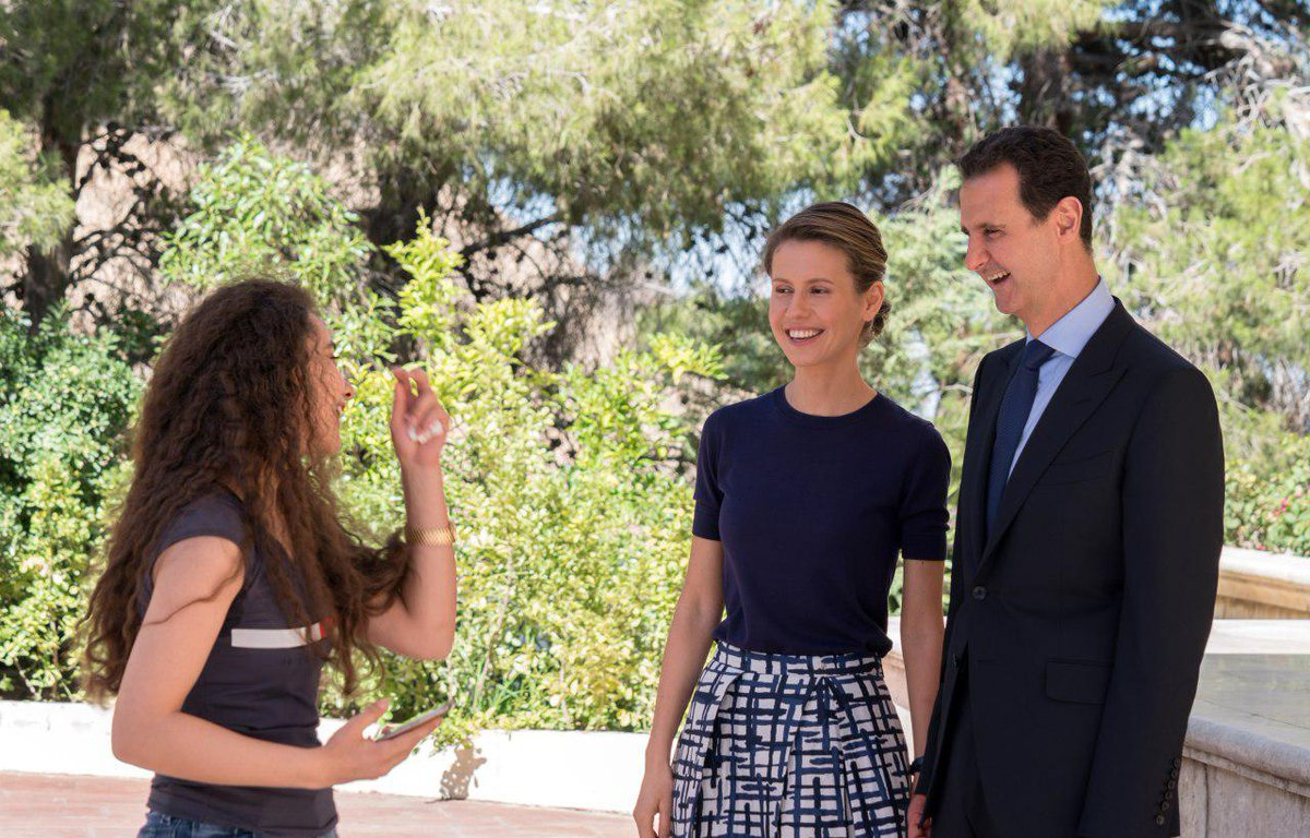 Интервью Асада. О войне и мире
