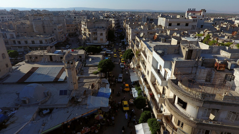 Последние новости Сирии. Сегодня 30 мая 2019