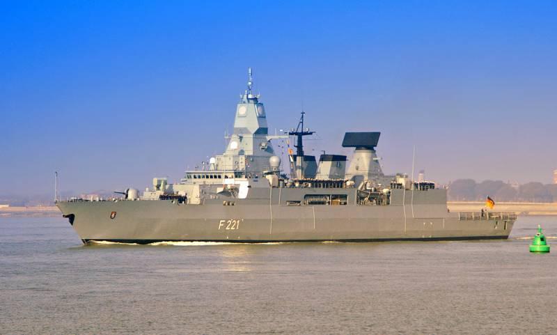 Немецкий спецназ взял на абордаж турецкий корабль, идущий в Ливию Новости