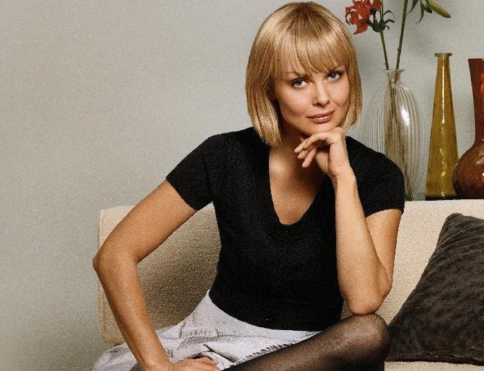 Изабелла Скорупко - польско-шведская актриса и модель, лицо компании Oriflame.