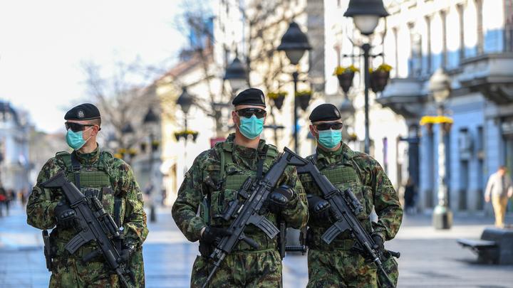 Коронавирус и кризис Запад использует в военных целях. Главный враг – Россия, расслабляться – не время геополитика