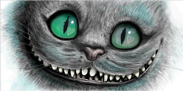 28 мудрых высказываний Чеширского кота