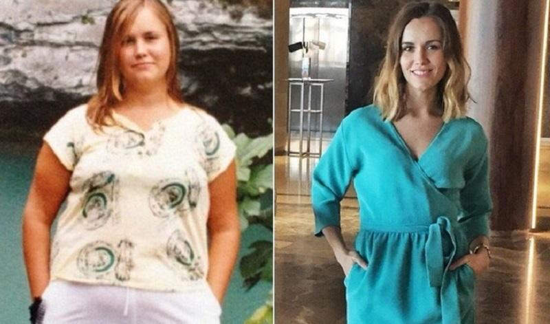 Реальная история: как я похудела на 55 кг
