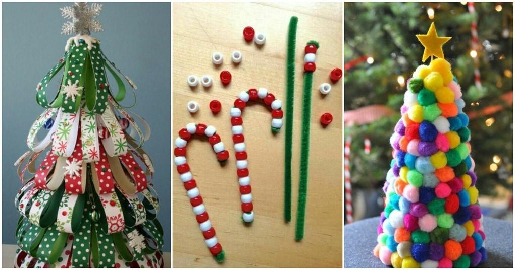 Новогодние поделки с детьми: увлекательное творчество из доступных материалов